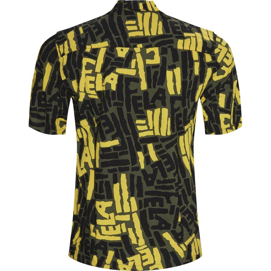 S/S FELA KUTI SHIRT I026378 - Shirts - Regular - ROVER GREEN - 2